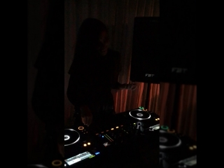 Olesia Bond Dj gig in Perm 31.03.18
