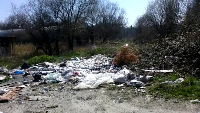 мусорка парк победы Новопятигорское озеро