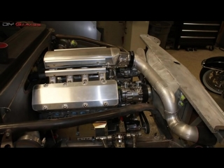 1967 Chevy Nova Twin Turbo Restomod Project - Full