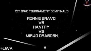 Ronnie Bravo vs Hantry vs Mirko Dragosh @ FanExpo2018, 18-08-2018