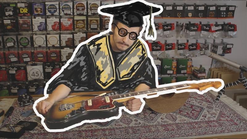 Отстраиваем Fender Jaguar 66 года. Обучение. » Freewka.com - Смотреть онлайн в хорощем качестве
