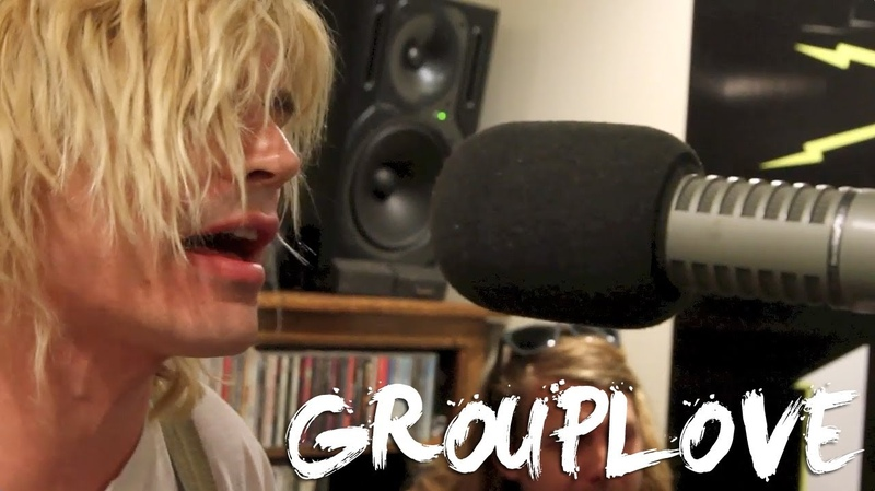 GroupLove Cruel and Beautiful World Live at Lightning 100