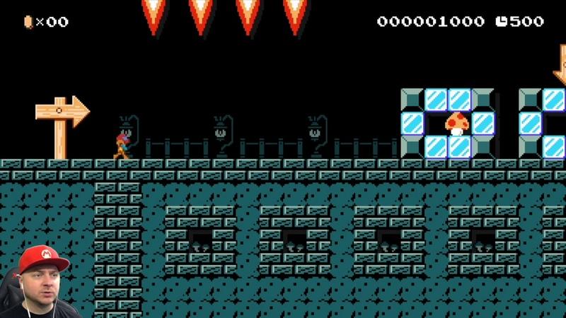 Super Mario Maker: отдайте мой ботинок