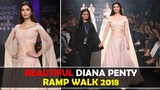 Diana Penty RAMP WALK 2018 Lakme Fashion Week 2018 LFW Ramp Walk 2018