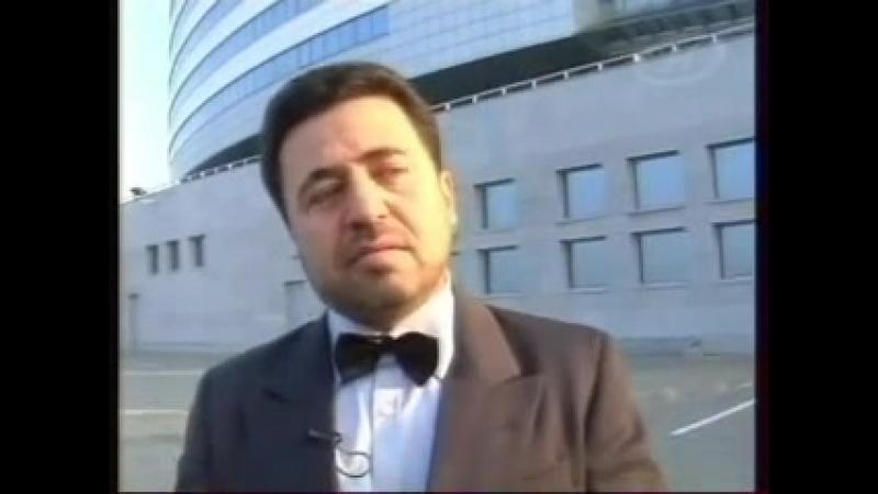 Наше Утро (ОНТ, 23.12.2011) Анекдот от... Михаил Маликин