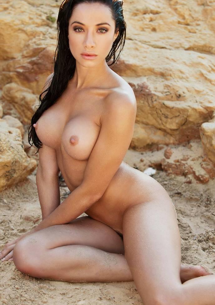 Glamour slinky nude video