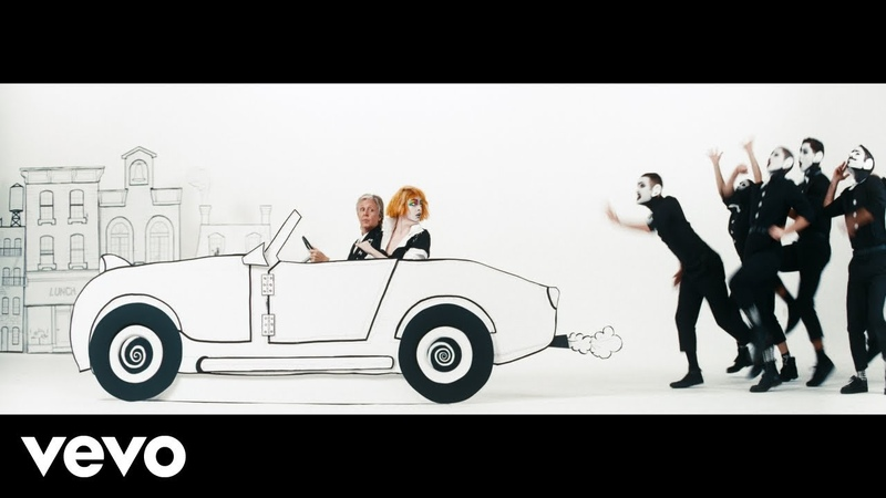 Paul McCartney - Who Cares