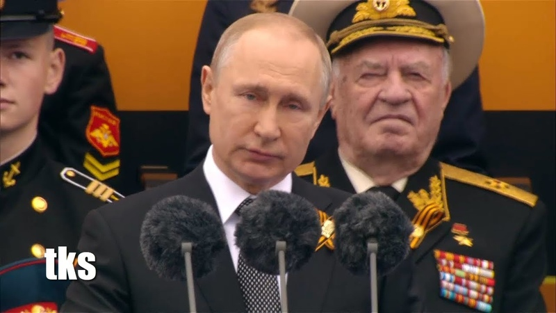 Putin's Remarks at Victory Parade on Red Square