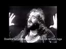 Demis Roussos ~ We Shall Dance (Lyrics español, english, italiana, romana)
