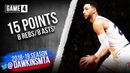 Ben Simmons Full Highlights 2019 ECR1 Game 4 76ers vs Nets - 15 Pts, 8 Rebs, 8 Asts! | FreeDawkins