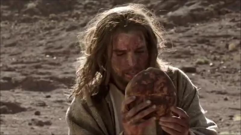 Дьявол (сатана) искушает Иисуса Христа в пустыне