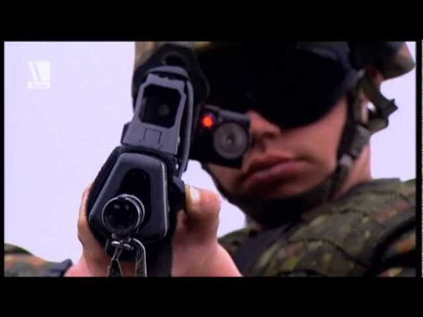 G36 Das Sturmgewehr der Bundeswehr