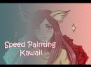 Speed Painting: Kawaii
