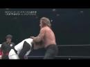 Chris Jericho vs Tetsuya Naito Dominion 6.9 highlights