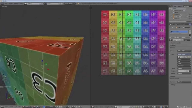 Call for help UV Unwrapping Slightly Complex Objects In Blender Other UV Tricks