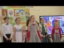 Праздник открытия Недели детской книги - 2018 в библиотеке Крылова