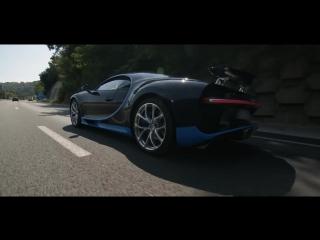 Тест-драйв Bugatti Chiron за ₽ 210 млн в Ницце   DCT OFF