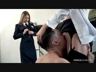 Rebecca volpetti & amirah adara (two warden share a prisoner) [2018, all sex, hardcore, anal, threesomes , 1080p]