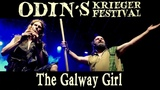 The Galway Girl @ Odin's Krieger Fest, Brazil - RAPALJE Celtic Folk Music