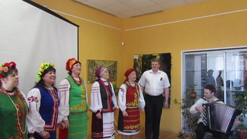 Фольклорный ансамбль Живая водица и Римас Клейнас MVI_2482