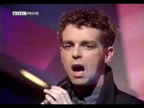 Pet Shop Boys It's A Sin Live 1987