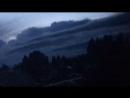 Гроза в городе Няндома 6 августа 2018 года, горозантальная молния!