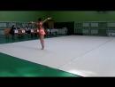 гимнастка- гордость моя.