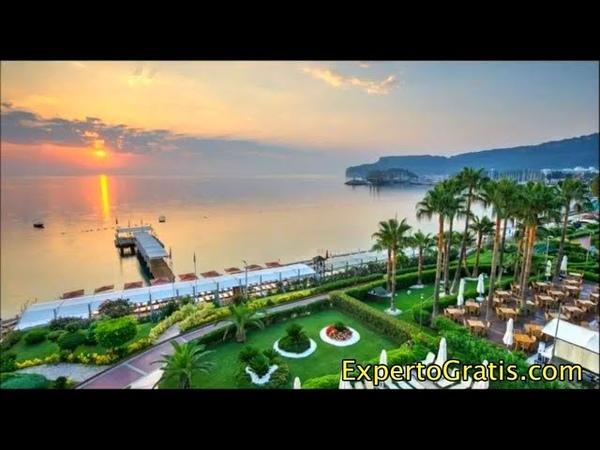 Golden Lotus Hotel, Kemer, Turkey