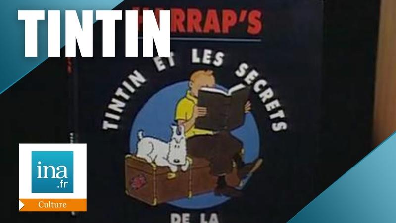 Harrap's Tintin et les secrets de la grammaire anglaise Archive INA