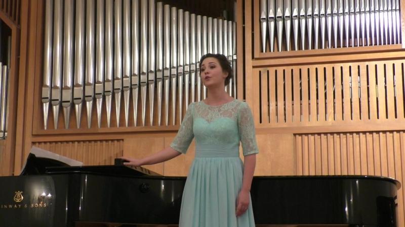 Моцарт В. А. Ария Деспины из оперы