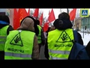 Социальный марш за права молодёжи (Левый Фронт) выступления бессрочников