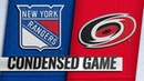 02/19/19 Condensed Game: Rangers @ Hurricanes