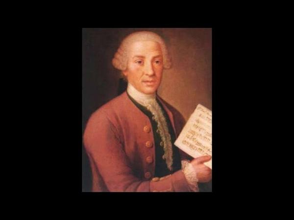 Моё исполнение Danza,danza,fanciulla (Francesco Durante (31.03.1684-13.08.1755))