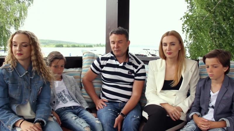 Интервью с семьей Выжановых, владельцами сети магазинов Наследникъ Выжанова