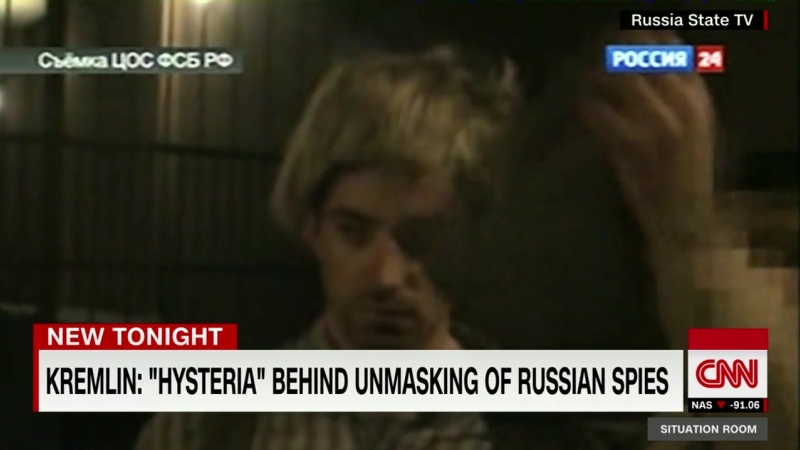 [HD] CNN : Official mocks blunders by Russian agents