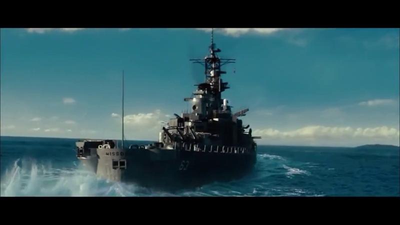 Линкор Миссури Морской бой 2012
