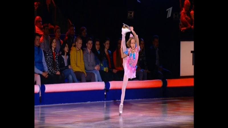 Лиза Берестовская Fantasia No 3 Ледниковый период Дети Фрагмент выпуска от 13 05 2018