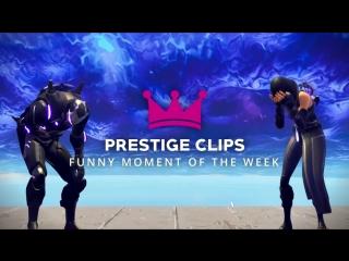 [Prestige Clips] 200 IQ VICTORY ROYALE! *INSANE* (Fortnite FAILS & WINS #12)