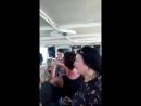 Веселый теплоход. Волга. Остров Свияжск. Артисты разного жанра. Ирек Галиев
