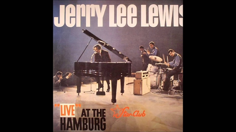 Jerry lee lewis LIVE AT THE STAR CLUB Matchbox