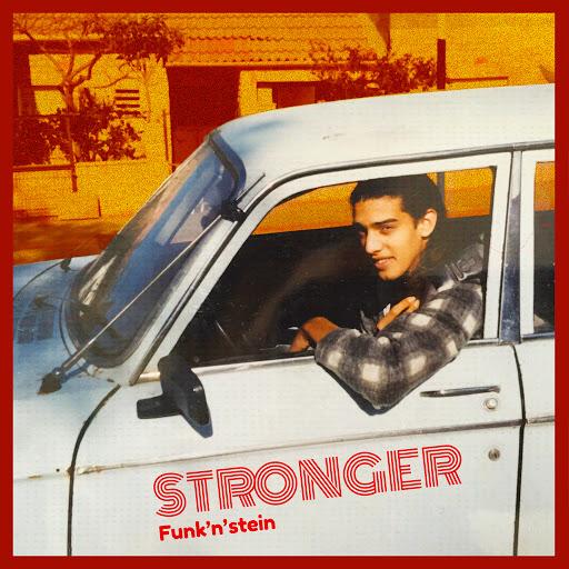 Funk'n'stein альбом Stronger