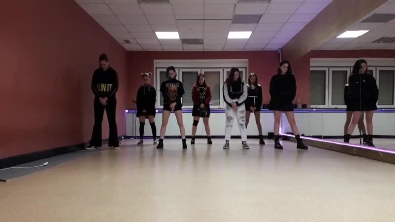 K-POP в студии танца и фитнеса Bionika Пермь