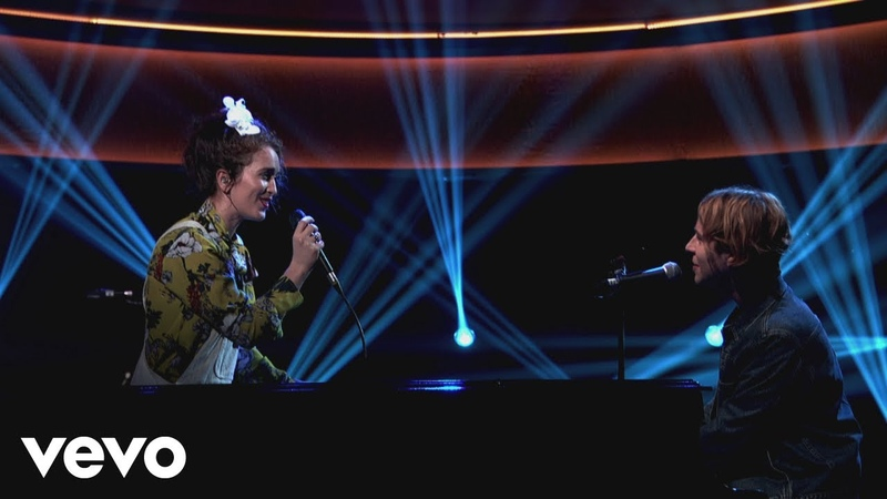 Tom Odell - Half As Good As You (Live from The Jonathan Ross Show) ft. Rae Morris