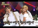 【TVPP】 Luna (f(x)) with Onew - Because I'm a girl, 루나(에프엑스) with 온유 - 여자이니까 @ Idol Star Trot Battle