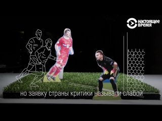 На пальцах: как Россия стала хозяйкой ЧМ-2018