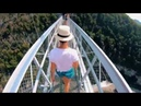 Сочи. Скайпарк. Прогулка по мосту. Sochi. Skypark . Travel. GoPro .