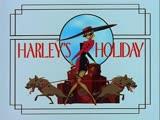 Batman The Animated Series. Сезон 2. Серия 16. Каникулы Харли / Harley's Holiday