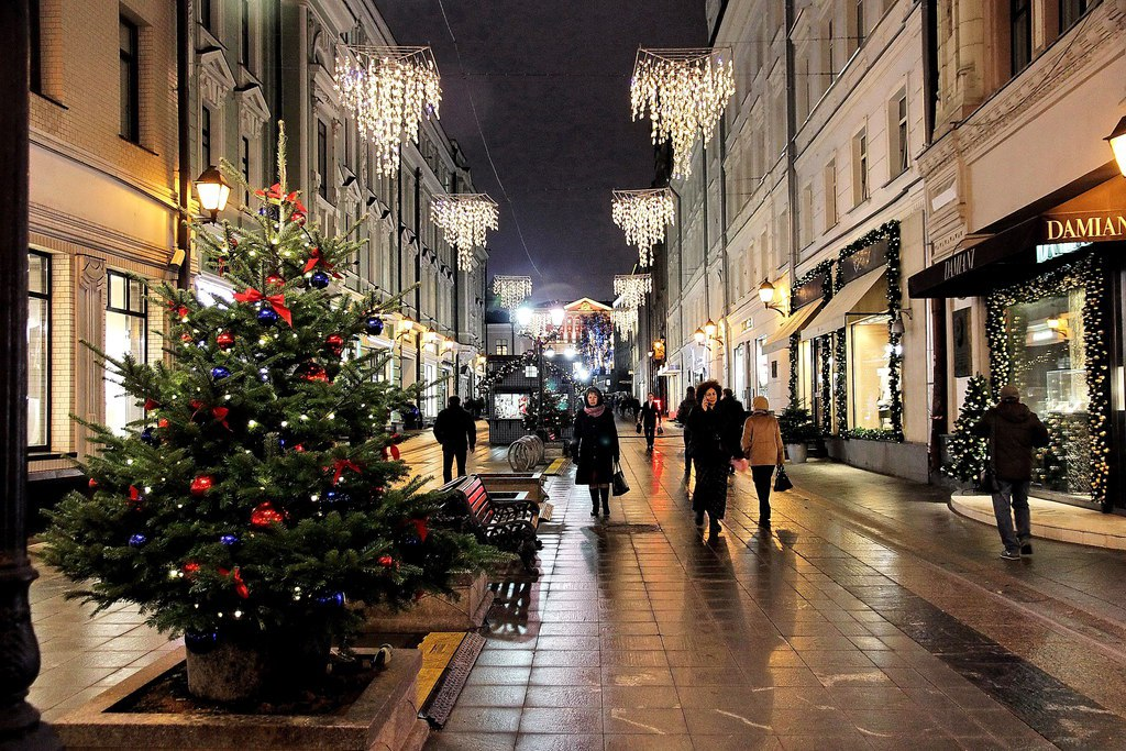 mwuxqWGTlDA Тверская улица - главная улица Москвы.