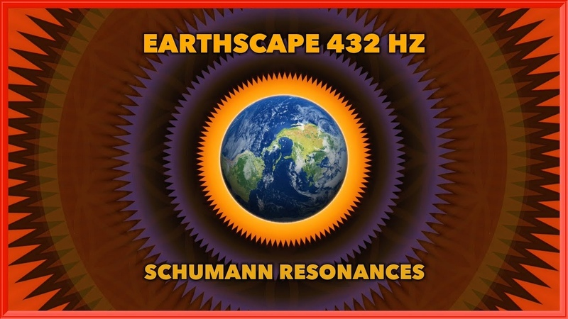 Earthscape 432 Hz • Schumann Resonances • Meditation 1