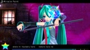 Hatsune Miku: Project DIVA F 2nd - Miracle Paint (easy)